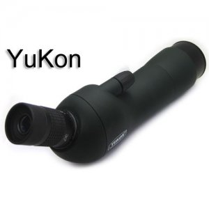 Yukon 20 - 60 x 60 Spotting Scope with A Tripod for Birds Watching